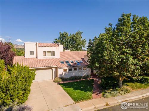 Photo of 1715 Sunset Blvd, Boulder, CO 80304 (MLS # 952732)