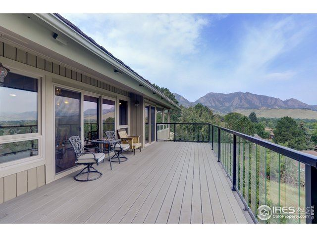 Photo for 3635 Longwood Ave, Boulder, CO 80305 (MLS # 950732)