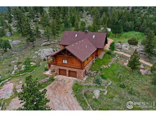 Photo of 95 Choctaw Rd, Lyons, CO 80540 (MLS # 913735)