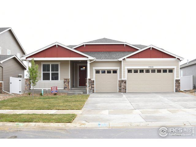973 Mt Andrew Dr, Severance, CO 80550 - #: 893737