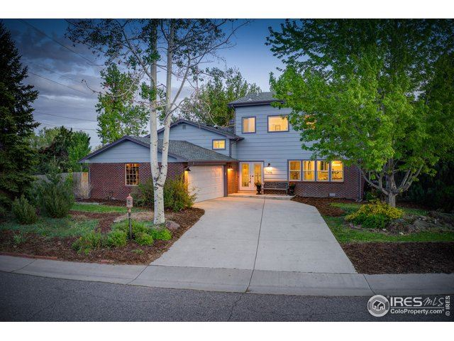 Photo for 7496 Old Mill Trl, Boulder, CO 80301 (MLS # 912743)