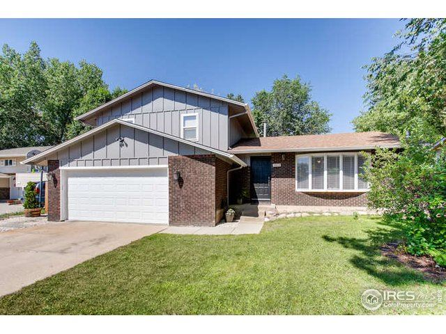 1013 Timber Lane, Fort Collins, CO 80521 - #: 889749