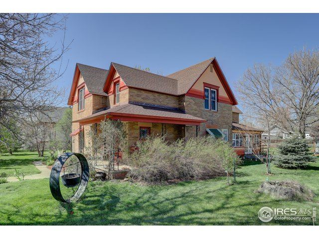 153 Park Ave, Fort Lupton, CO 80621 - #: 909751