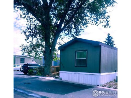 Photo of 221 W 57th St A76, Loveland, CO 80538 (MLS # 4755)