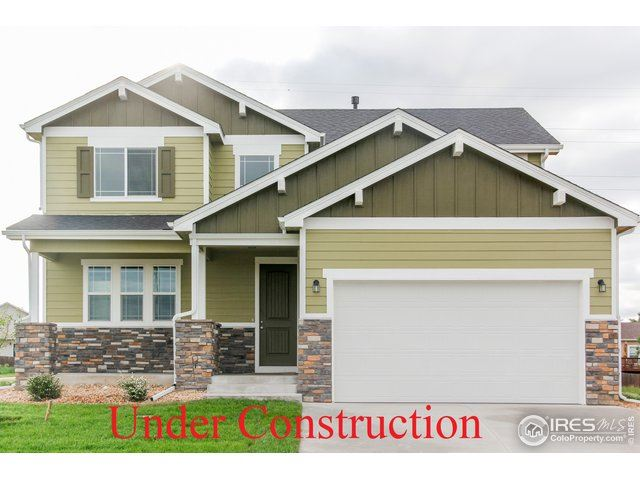 741 N Country Trl, Ault, CO 80610 - #: 896756