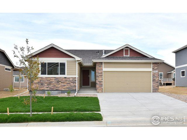 322 Torreys Drive, Severance, CO 80550 - #: 885758