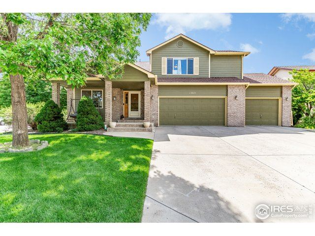 1263 Twinflower Pl, Fort Collins, CO 80521 - #: 914758