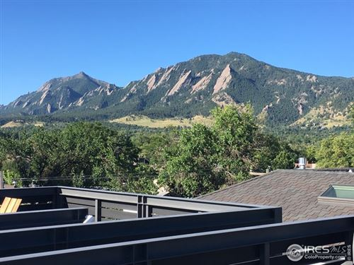 Photo of 1832 Pearl St, Boulder, CO 80302 (MLS # 921762)