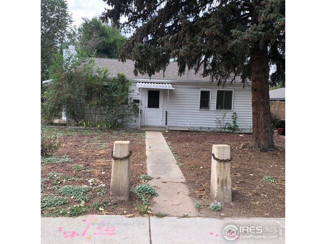 345 N Shields St, Fort Collins, CO 80521 - #: 950763