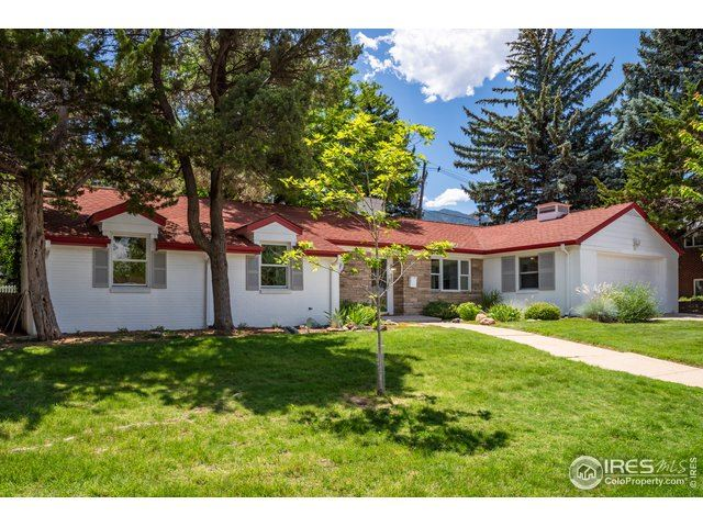 Photo for 2750 University Heights Ave, Boulder, CO 80302 (MLS # 919765)