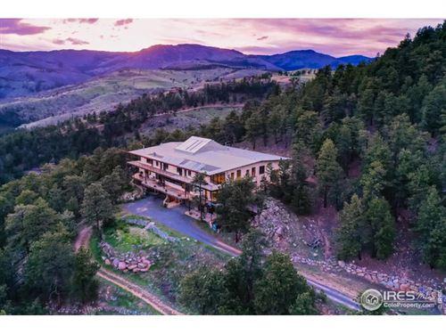 Photo of 500 Arroyo Chico, Boulder, CO 80302 (MLS # 881767)