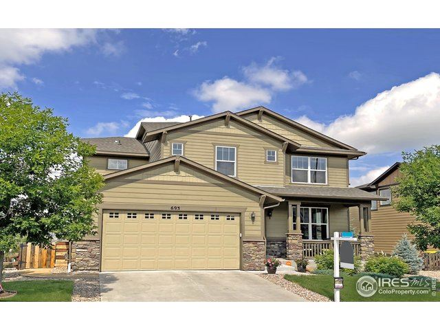 693 Fossil Bed Cir, Erie, CO 80516 - #: 942767