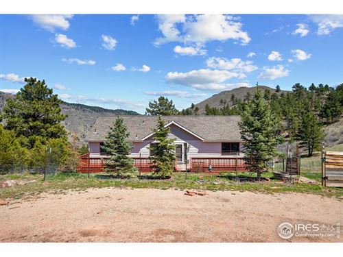 Photo of 874 Gray Mountain Dr, Lyons, CO 80540 (MLS # 939768)