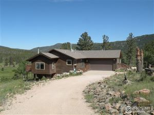 Photo of 141 Tami Rd, Red Feather Lakes, CO 80545 (MLS # 863770)