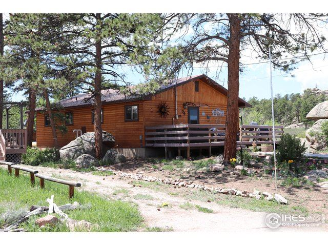29 Mandan Lodge Ct, Red Feather Lakes, CO 80545 - #: 942773