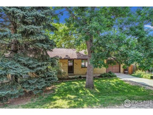 Photo of 3390 4th St, Boulder, CO 80304 (MLS # 946774)