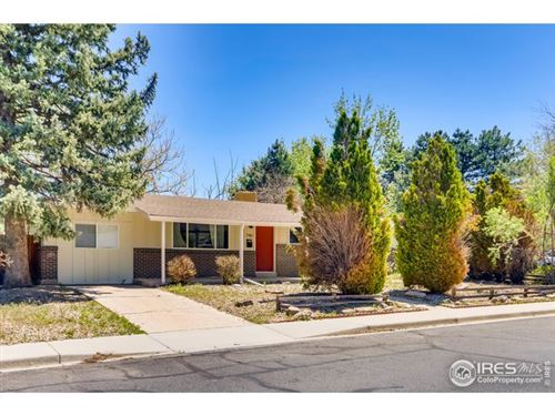 Photo of 740 37th St, Boulder, CO 80303 (MLS # 912775)