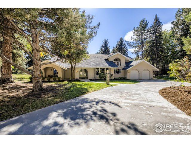 Photo for 7132 Four Rivers Rd, Boulder, CO 80301 (MLS # 952776)