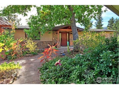 Photo of 32322 S St Vrain Dr, Lyons, CO 80540 (MLS # 952778)