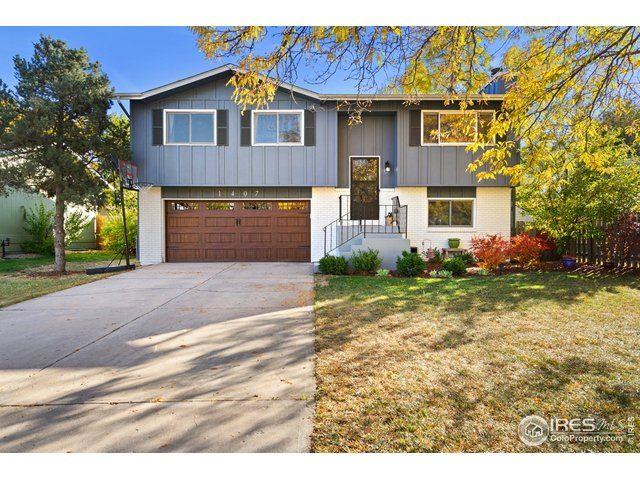 1407 Centennial Rd, Fort Collins, CO 80525 - #: 953785