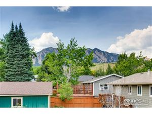 Tiny photo for 2590 Woodstock Pl, Boulder, CO 80305 (MLS # 890791)