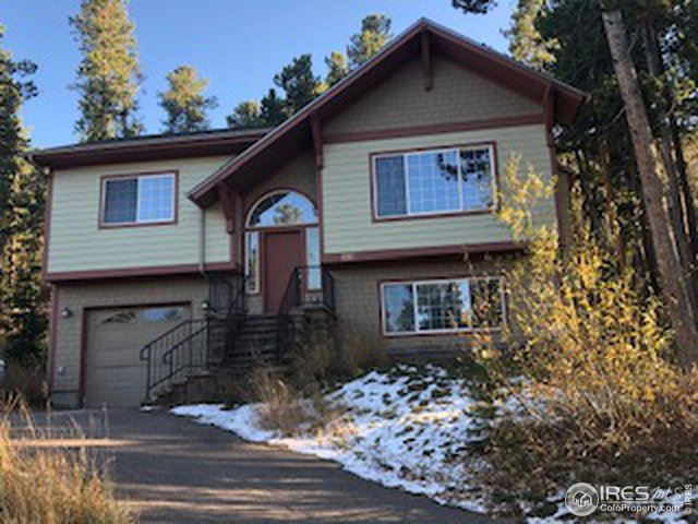 490 Lakeview Drive, Nederland, CO 80466 - #: 896798