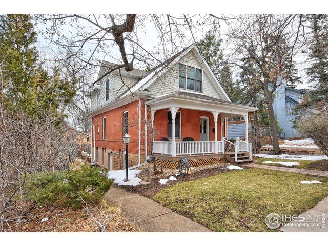 Photo for 940 11th St, Boulder, CO 80302 (MLS # 936800)