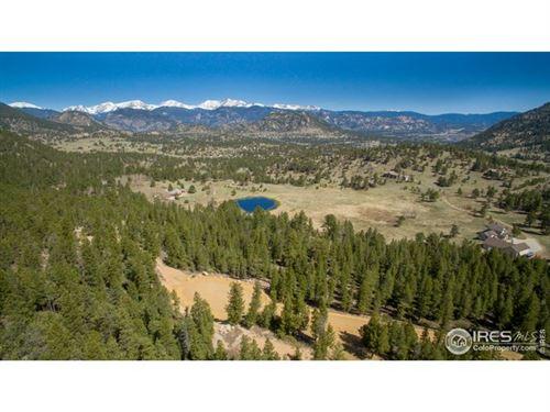 Photo of 3801 Dollar Lake Dr, Estes Park, CO 80517 (MLS # 910802)