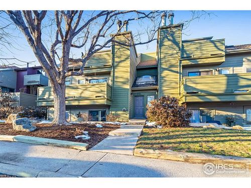 Photo of 3785 Birchwood Dr 65, Boulder, CO 80304 (MLS # 912802)