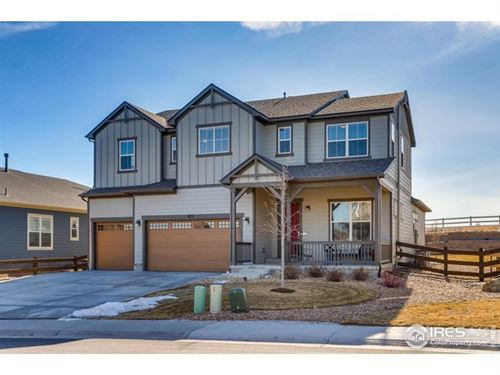 Photo for 973 Stagecoach Dr, Lafayette, CO 80026 (MLS # 931805)
