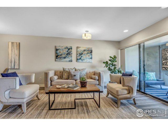Photo for 2227 Canyon Blvd B-454, Boulder, CO 80302 (MLS # 933805)