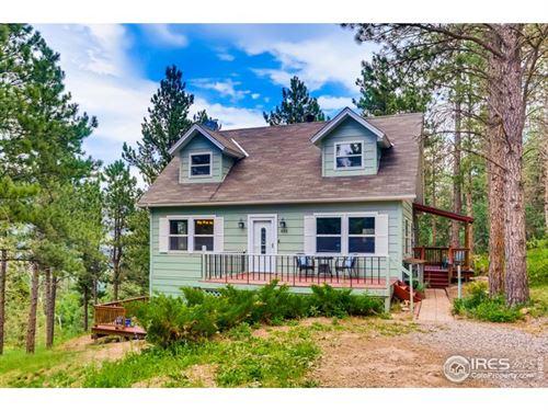Photo of 635 Estes Park Estates Dr, Lyons, CO 80540 (MLS # 946806)