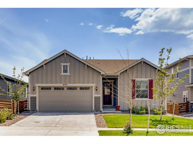 843 Eva Peak Dr, Erie, CO 80516 - #: 921806