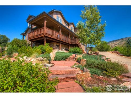 Photo of 1013 Steamboat Valley Rd, Lyons, CO 80540 (MLS # 919807)