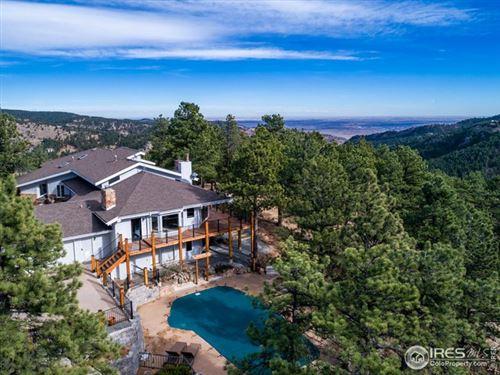 Photo of 4300 Sunshine Canyon Dr, Boulder, CO 80302 (MLS # 928807)