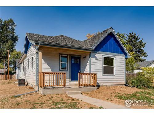 Photo of 118 N Denver Ave, Johnstown, CO 80534 (MLS # 915809)