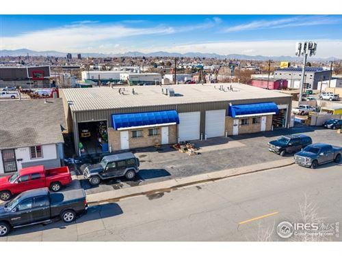 Photo of 1221 S Bannock St, Denver, CO 80223 (MLS # 932814)