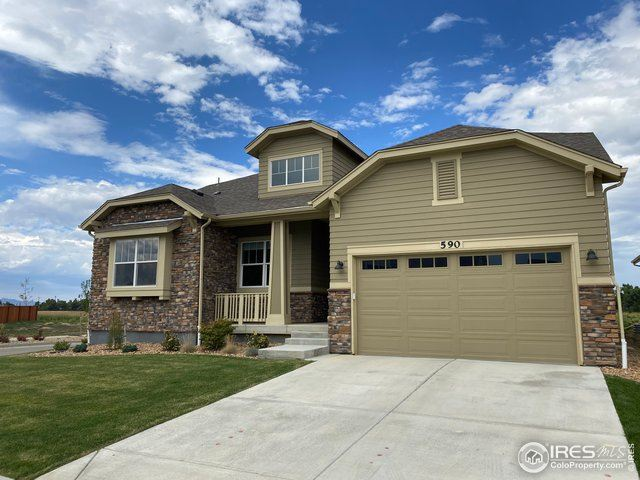 590 Wagon Bend Rd, Berthoud, CO 80513 - #: 918819