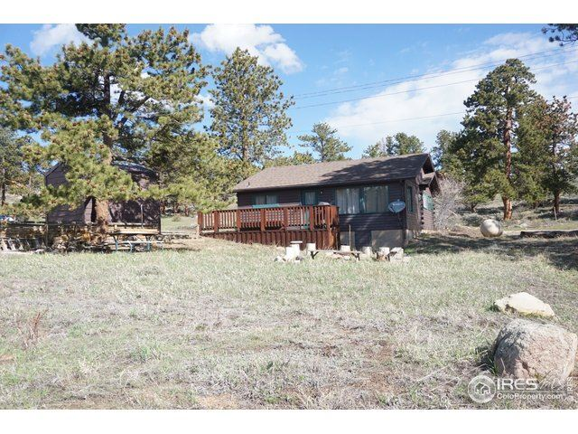 110 Lone Pine Ct, Red Feather Lakes, CO 80545 - #: 940823