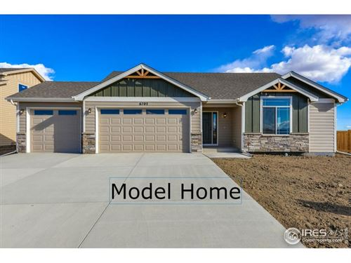 Photo of 6702 Sage Meadows Dr, Wellington, CO 80549 (MLS # 873826)
