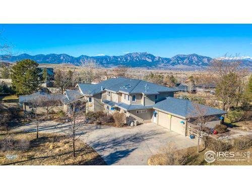 Photo of 504 Paragon Dr, Boulder, CO 80303 (MLS # 907826)