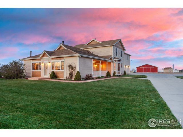 11574 County Road 19, Fort Lupton, CO 80621 - #: 909827