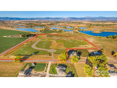Photo of 0 County Road 16 1/2, Lot 16, Frederick, CO 80504 (MLS # 952831)