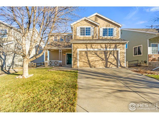 1206 101st Ave Ct, Greeley, CO 80634 - #: 929832