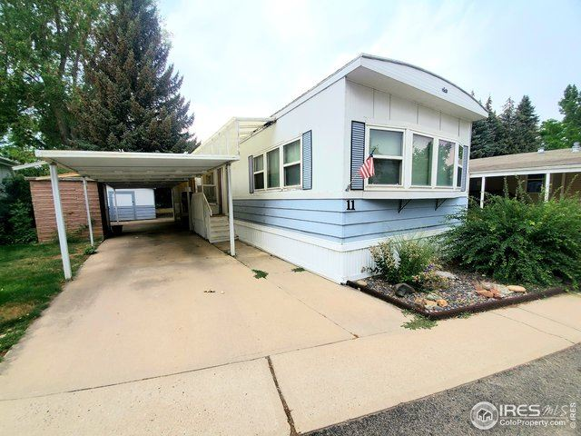 2211 W Mulberry St 11, Fort Collins, CO 80521 - #: 4837