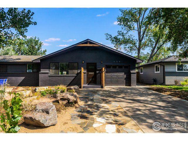 408 Franklin St, Fort Collins, CO 80521 - #: 924839