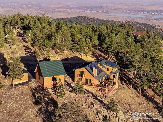 Photo for 194 Canon View Rd, Boulder, CO 80302 (MLS # 928841)