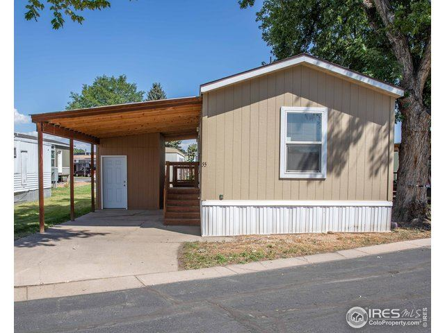1601 N College Ave 55, Fort Collins, CO 80524 - #: 4848
