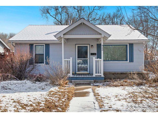 412 West St, Fort Collins, CO 80521 - #: 905850