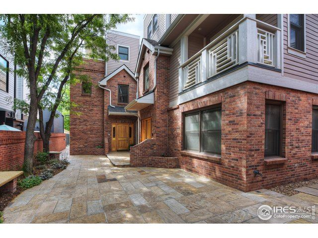Photo for 1824 Pearl St A #A, Boulder, CO 80302 (MLS # 890851)